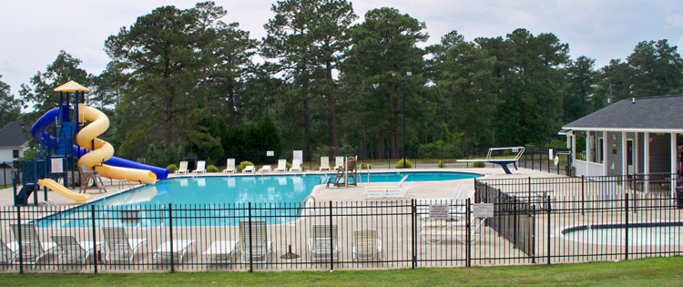 Lakewood Country Club Pool Golf Salemburg North Carolina