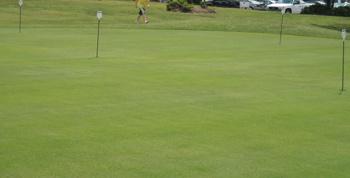 Lakewood Golf Putting Green